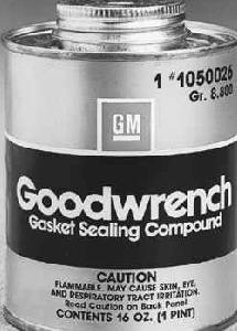Gasket Sealer Compound 0,473 литра
