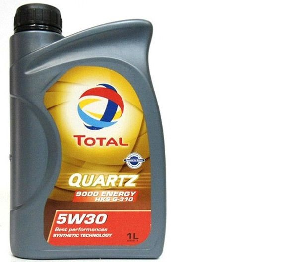 Масло моторное Total Quartz ENERGY HKS G-310 5W-30 1л.