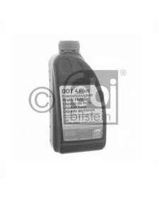 BRAKE FLUID DOT4 Plus 1 литр