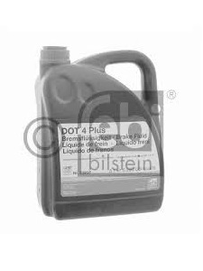 BRAKE FLUID DOT4 Plus 5 литров